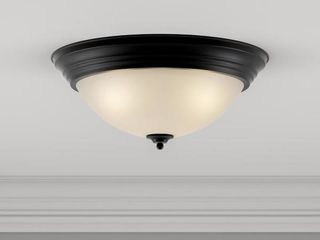 Flushmount Ceiling Fixture Fitter and Hardware only