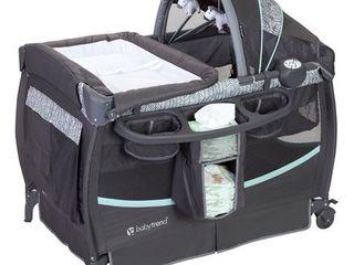 Baby Trend Deluxe II Nursery Center  Ziggy Retail 149 99