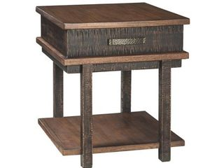 Signature Design by Ashley Stanah Rectangular End Table