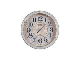 Madison Park Austin Wall Clock