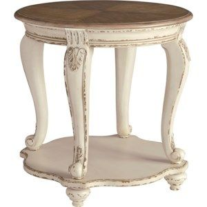Signature Design by Ashley Antique End Table