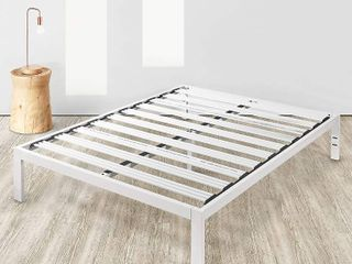 King Size Bed Frame Heavy Duty Steel Slats