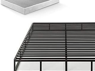 Zinus Victor 7 5 Inch Quick lock Smart Box Spring   Mattress Foundation