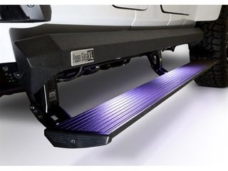 AMP Research 77135 01A PowerStep Xl Electric Running Boards for 2020 Jeep Gladiator   Retail   150 60