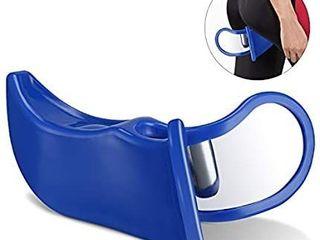 Kegel Exerciser Hip Trainer Women   Pelvic Floor Muscle and Inner Thigh Exerciser Postpartum Rehabilitation Trainer Correction Buttocks