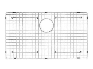 Serene Valley Kitchen Sink Bottom Grid and Sink Protector NDG3018  304 Premium Stainless Steel  dim 27 1 2 x 15 11 16