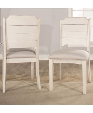 Hillsdale Furniture Clarion Dining Chair  Set of 2  Multiple Colors