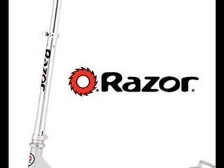 Razor A3 Kick Scooter   Red   FFP  One Size