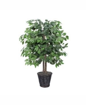 4  Artificial Ficus Bush   VickermanVickerman