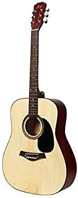Joy 6 String JOY201 41  Acoustic Guitar with linden Top