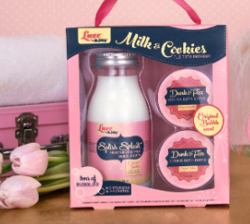 luxe Milk   Cookies Tub Time Retreat By Mr Bubble Bubble Bath And Bath Bombs