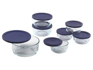 Pyrex Simply Store 14 Piece Food Storage Set
