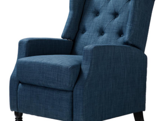 Carina Manual Recliner Navy