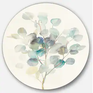 Designart Eucalyptus leaves