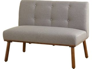 Playmate loveseat   Gray   Buylateral