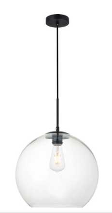 living District Hanging Glass lamp light Fixture