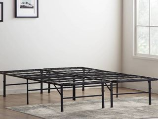 LUCID Comfort Collection Platform Bed Frame only Retail:$84.49 twin xl