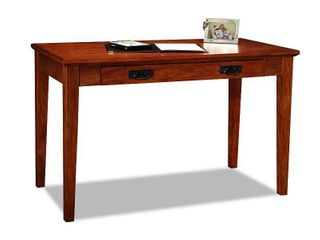 Mission Wooden Laptop Desk with Pullout Compartment- Retail:$279.99