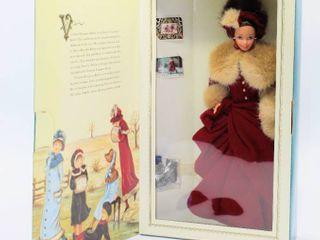 Mattel Barbie Victorian Elegance Special Edition Doll No  12579 NRFB