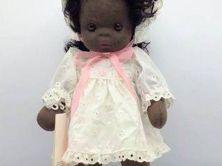 STUPSI Vintage 1974 African American Doll 40267h