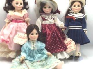 Effanbee GiGi Dolls