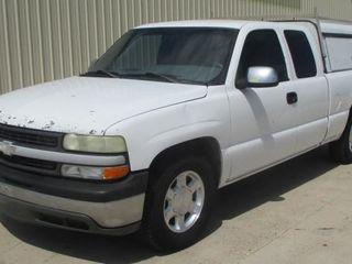 2002 Chevrolet Silverado C1500