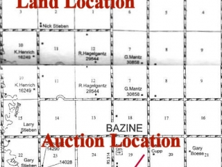 161 Acres Ness County Land