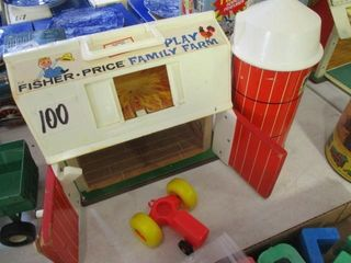 Fisher Price Barn