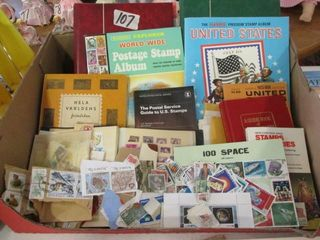 Stamp Books   Stamps