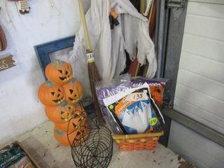 Hallowene Decorations