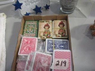 Playing Cards   Candle