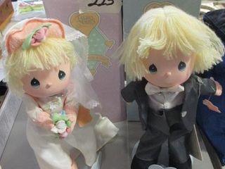 Precious Moments Bride   Groom
