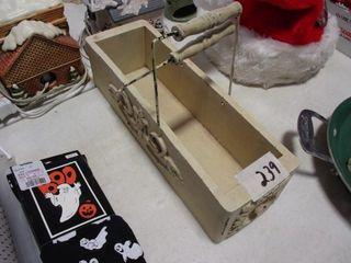 Handled Sewing Machine Drawer