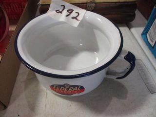 Federal Baby Dear Porcelain Training Cup