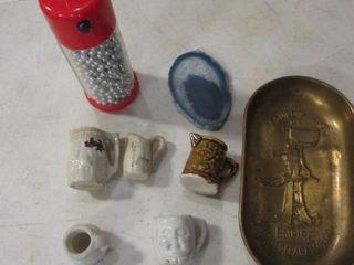 Brass Empire Cream Separator Tray   Misc