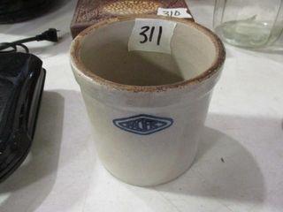 Pacific Crock Jar