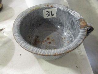 Porcelain Potty Training Pan