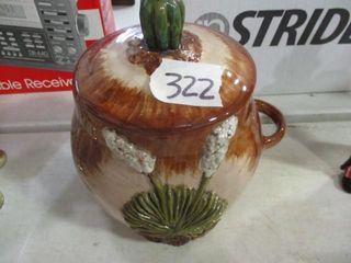 Milagro Cookie Jar