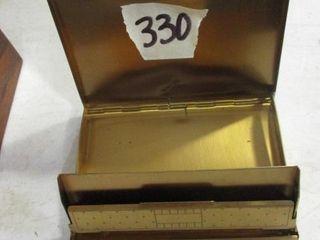 Metal Cigarette Box