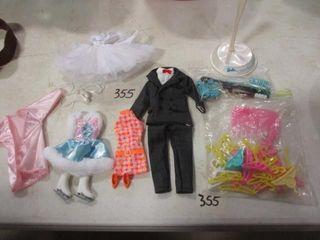 Barbie   Ken Doll Clothes