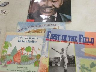 Jackie Robinson Book   Other Books