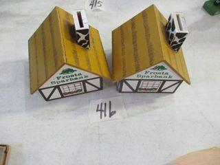 Wood House Banks