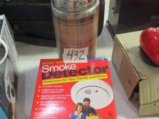 Smoke Detectors   Thermos