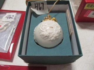 lenox Tree Ornament