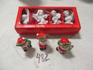 Christmas Cherubs