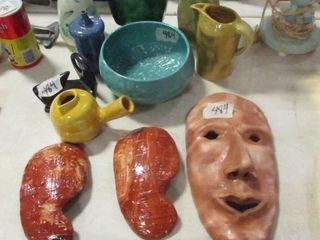 Homemade Pottery