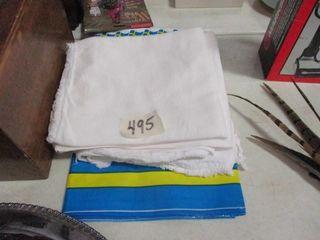 Tea Towels   Table Cloth