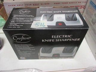 Crofton Electric Knife Sharpener