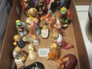 Germany Nativity Set