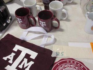 Texas A M Items